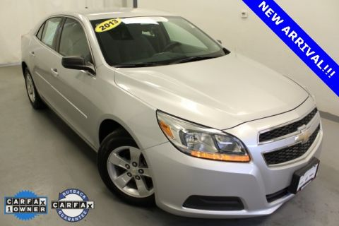 Certified Pre-Owned 2013 Chevrolet Malibu LS