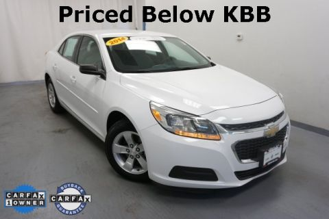 Certified Pre-Owned 2014 Chevrolet Malibu 1LS