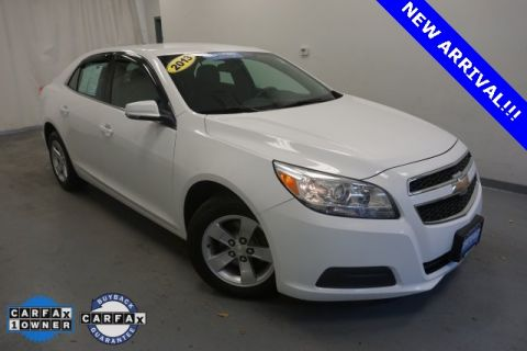 Certified Pre-Owned 2013 Chevrolet Malibu 1LT