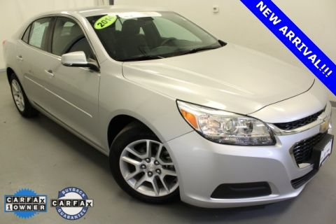 Certified Pre-Owned 2014 Chevrolet Malibu LT