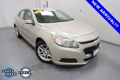Certified Pre-Owned 2014 Chevrolet Malibu 1LT