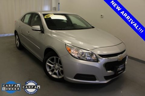 Certified Pre-Owned 2015 Chevrolet Malibu 1LT