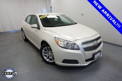 Certified Pre-Owned 2013 Chevrolet Malibu