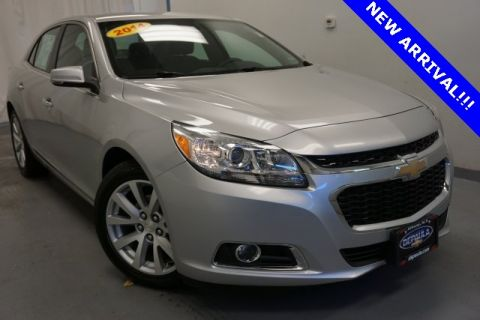 Certified Pre-Owned 2014 Chevrolet Malibu 1LZ