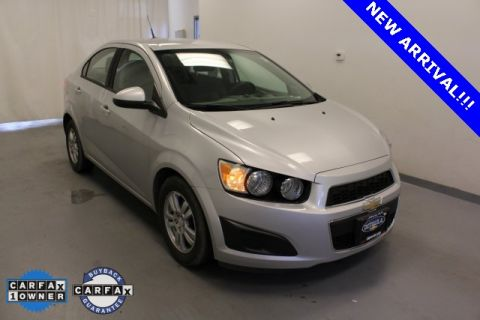 Pre-Owned 2012 Chevrolet Sonic