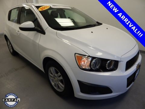 Certified Used Chevrolet Sonic LT