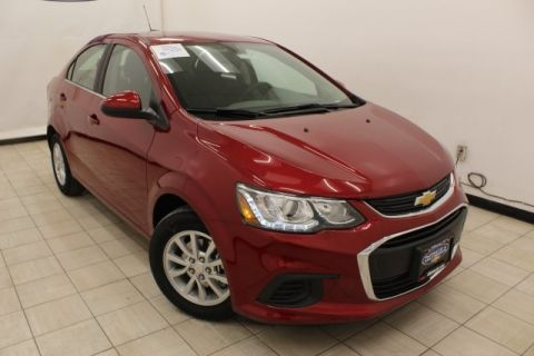 New 2017 Chevrolet Sonic LT