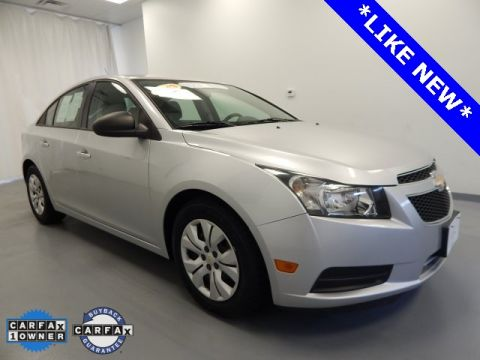 Certified Used Chevrolet Cruze LS