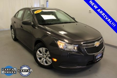 Certified Pre-Owned 2014 Chevrolet Cruze LS