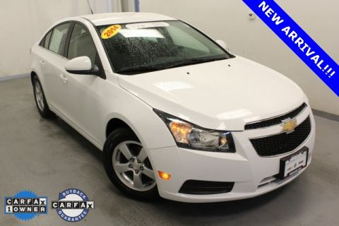 Certified Pre-Owned 2014 Chevrolet Cruze LT