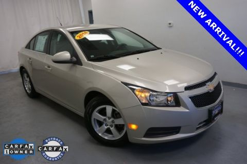 Certified Pre-Owned 2014 Chevrolet Cruze