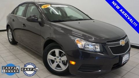Certified Used Chevrolet Cruze