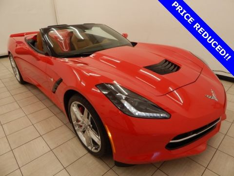 New Chevrolet Corvette 3LT