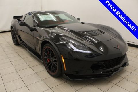 New 2017 Chevrolet Corvette 3LZ