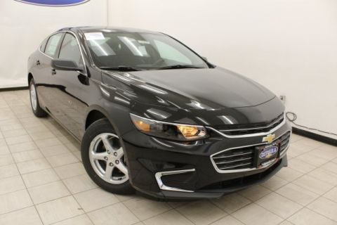 New 2017 Chevrolet Malibu LS