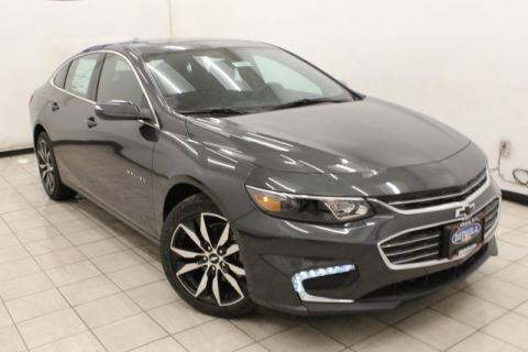 New 2017 Chevrolet Malibu LT
