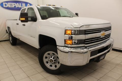 New 2017 Chevrolet Silverado 3500HD Work Truck 4WD
