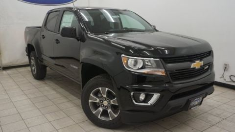 New Chevrolet Colorado