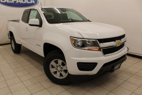New 2017 Chevrolet Colorado Work Truck 4WD