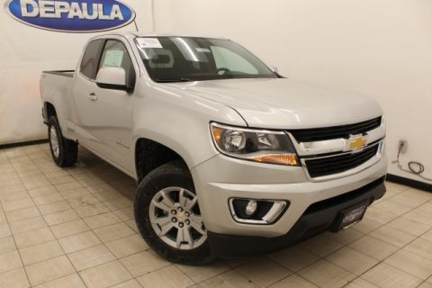 New 2017 Chevrolet Colorado LT 4WD
