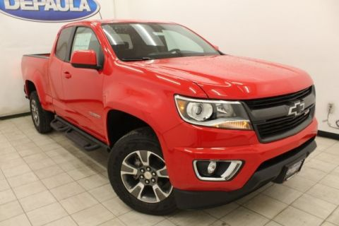 New 2017 Chevrolet Colorado Z71 4WD