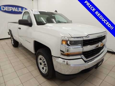 New 2016 Chevrolet Silverado 1500  4WD