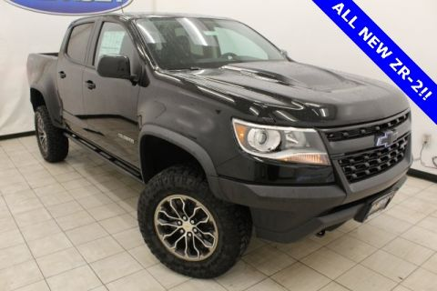 New 2017 Chevrolet Colorado ZR2 4WD