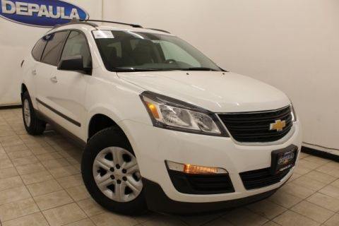 New 2017 Chevrolet Traverse LS AWD