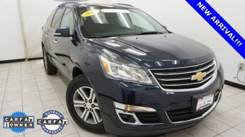Certified Pre-Owned 2015 Chevrolet Traverse 2LT AWD