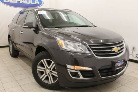 New 2017 Chevrolet Traverse LT AWD