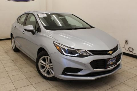 New 2017 Chevrolet Cruze LT