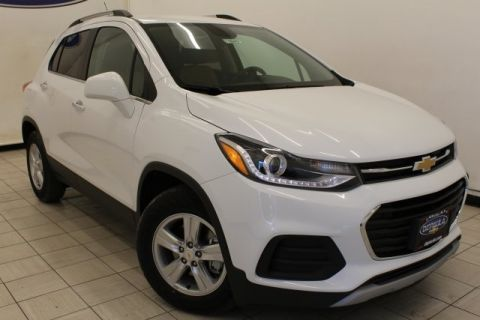 New 2017 Chevrolet Trax 1LT