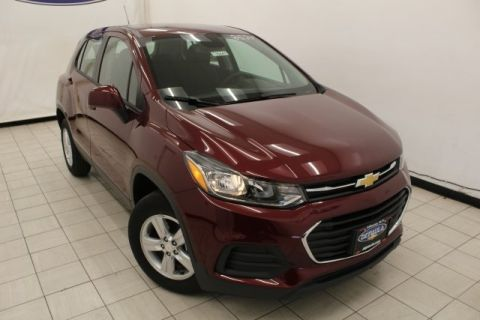 New 2017 Chevrolet Trax LS AWD