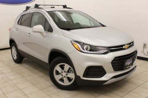 New 2017 Chevrolet Trax 1LT AWD