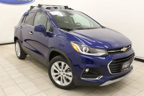 New 2017 Chevrolet Trax Premier AWD