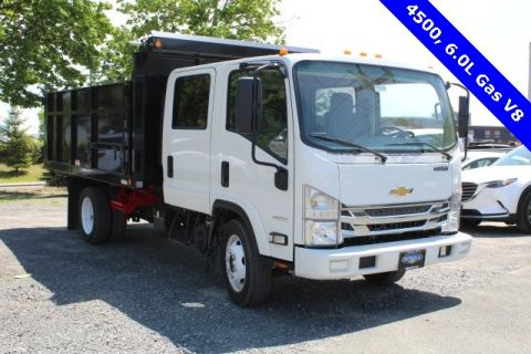 New 2016 Chevrolet 4500 Low Cab Forward
