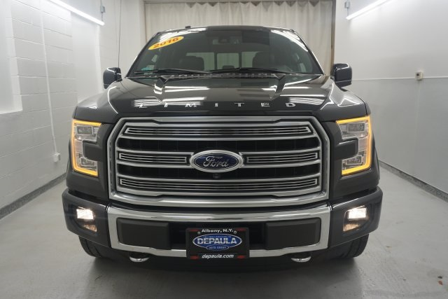 Pre-Owned 2016 Ford F-150 4D SuperCrew in Albany #3T3563 ...