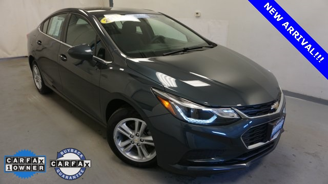 Certified Pre-Owned 2017 Chevrolet Cruze