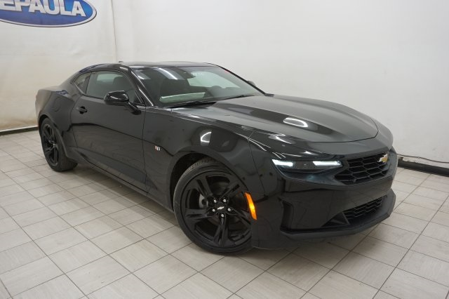 New 2019 Chevrolet Camaro
