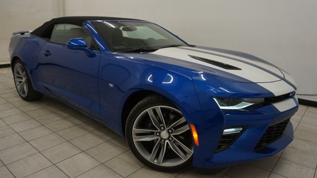 new 2018 chevrolet camaro w 2ss 2d convertible in albany c12170