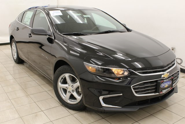 new 2017 chevrolet malibu ls 4d sedan in albany c11593 depaula chevrolet. Black Bedroom Furniture Sets. Home Design Ideas