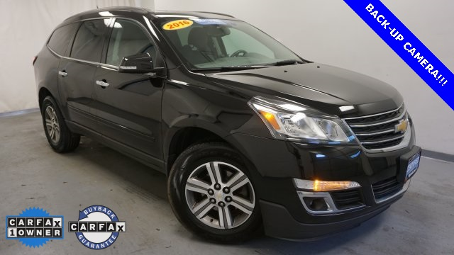 Certified Pre Owned 2016 Chevrolet Traverse 1lt 4d Sport Utility In