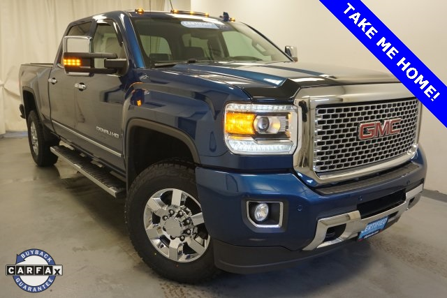 Certified Pre-Owned 2015 GMC Sierra 3500HD