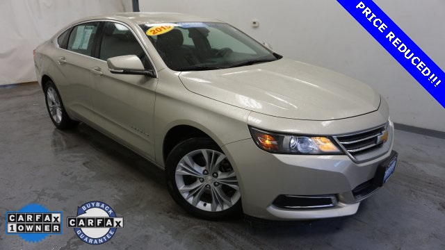 Certified Pre-Owned 2015 Chevrolet Impala 2LT
