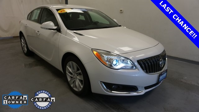 Certified Pre-Owned 2016 Buick Regal