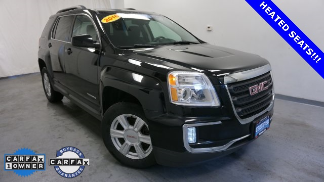 Certified Pre Owned 2016 Gmc Terrain 4d Sport Utility In Albany