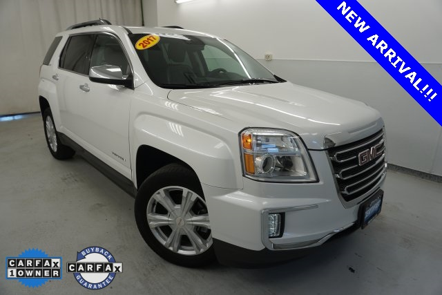 Certified Pre-Owned 2017 GMC Terrain