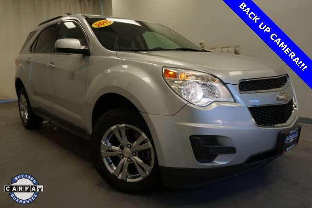 Pre-Owned 2015 Chevrolet Equinox 1LT
