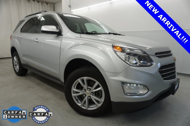 Certified Pre-Owned 2017 Chevrolet Equinox