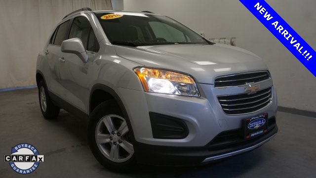 Pre-Owned 2016 Chevrolet Trax